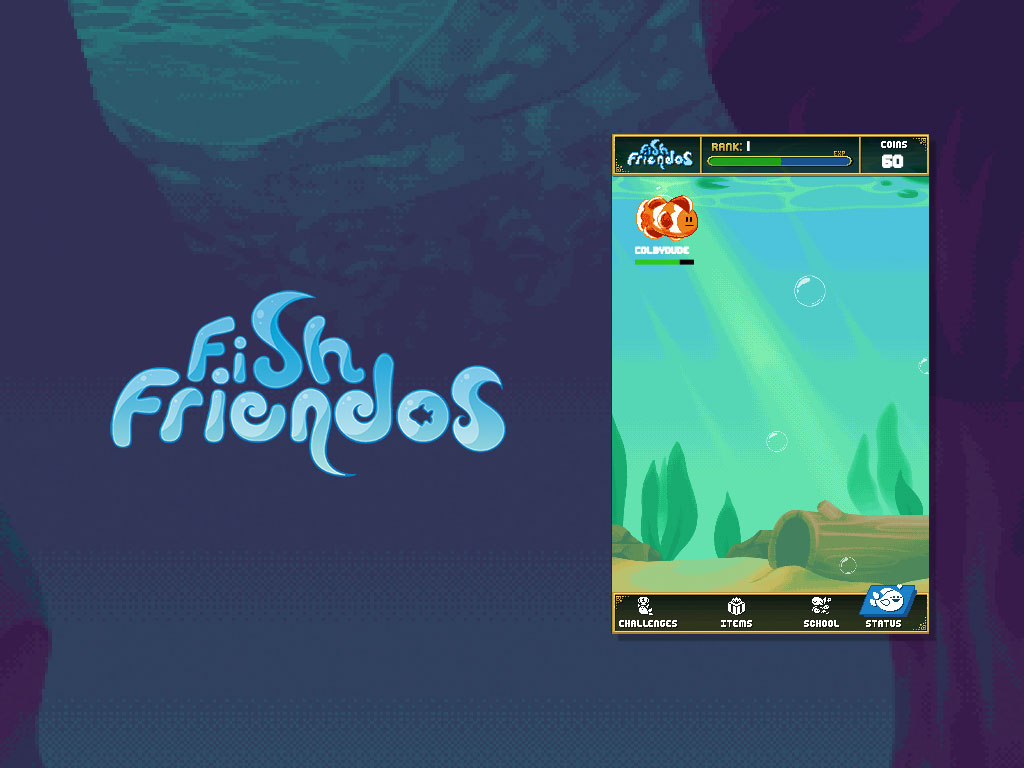FishFriendos Twitch Extension